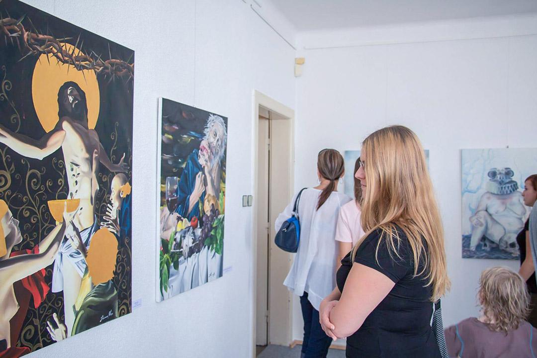 Zemansky Martin Městské muzeum Rýmařov Dvě hlavy jedno tělo výstava 02