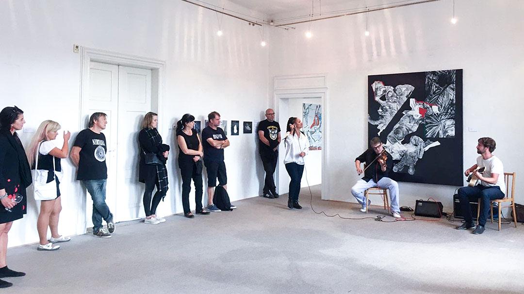 Zemansky Martin XVII. sympozium současného výtvarného umění Jenewein – Kutná Hora 01