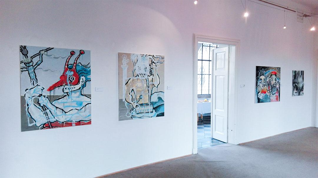 Zemansky Martin XVII. sympozium současného výtvarného umění Jenewein – Kutná Hora 03