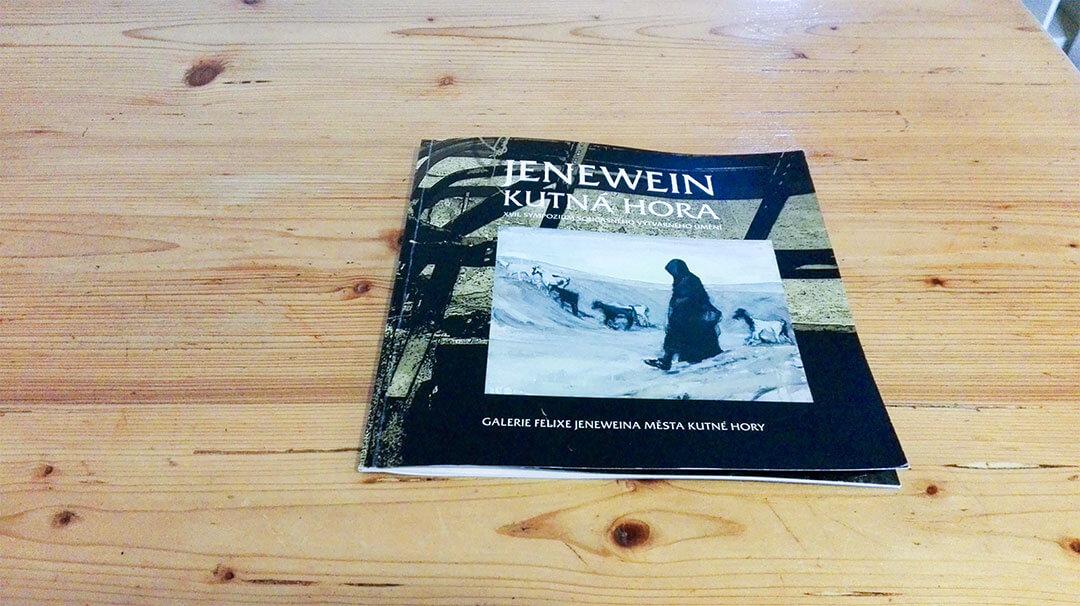 Zemansky Martin XVII. sympozium současného výtvarného umění Jenewein – Kutná Hora katalog 01