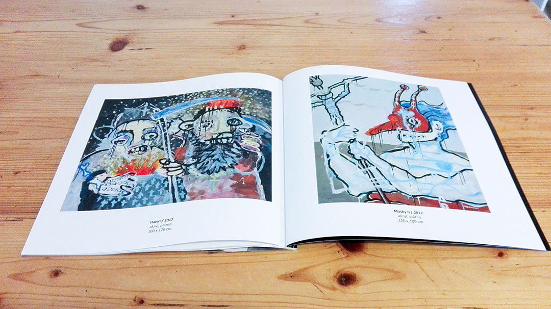 Zemansky Martin XVII. sympozium současného výtvarného umění Jenewein – Kutná Hora katalog 04