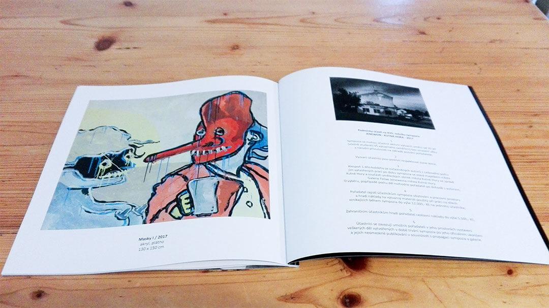 Zemansky Martin XVII. sympozium současného výtvarného umění Jenewein – Kutná Hora katalog 05