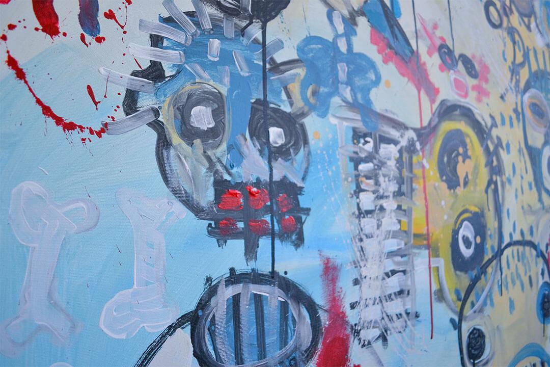 Zemansky Martin painter's atelier 05
