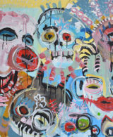 Zemansky Martin painting Heads no. 03_small