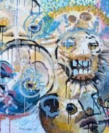 Zemansky Martin painting Heads no. 04_small